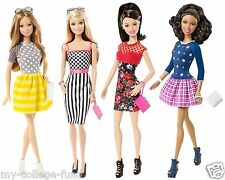 Barbie Fashionistas Gift Set Of 4 CLW92 NEW