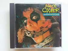 "ALICE COOPER ""CONSTRICTOR"" EXCLUSIVE & RARE SPANISH CD FROM ""ROCK"" COLLECTION"