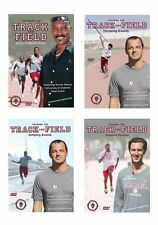 Training for Track and Field DVD Set