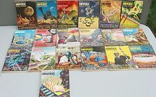 Fantastic Universe Magazine June 1953 - August 1955, lot of  first 19 issues