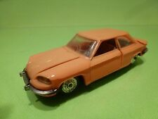 NOREV PLASTIK 85 PANHARD 24 BT - ORANGE 1:43 - GOOD CONDITION