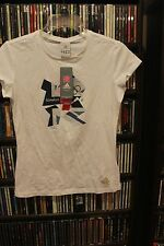 Adidas London Olympics 2012 Ladies T Tee Shirt XS   NEW NWT  (b70)