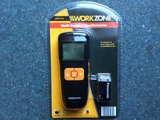 WorkZone Multi-Sensor / Stud Detector for Detection of Power Cables,Metal & Wood