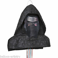 STAR WARS EPISODIO 7 la forza SCALDA kylo REN Pull Pinata Party Game Decorazione