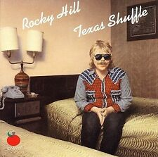 FREE US SH (int'l sh=$0-$3) NEW CD Rocky Hill: Texas Shuffle