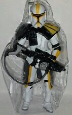 Star Wars ARC TROOPER Figure Yellow Clone Commander Order 66 Legacy Collection