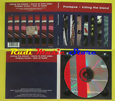 CD Singolo PROLAPSE Killing the bland DIGIPACK 1997 RADAR no lp mc dvd vhs (S14)