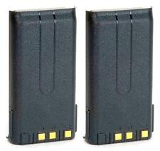 KENWOOD KNB-15A NIMH BATTERY PACK TK3101 TK361 x 2