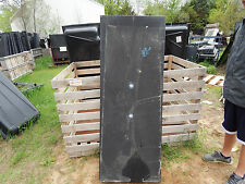 "RV Holding Tank, 24""X63""X8"", Right Drain, 34 Gal Black/Gray Water, New, #214"