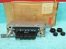 1979 FORD COURIER  AM RADIO  NOS FORD 117