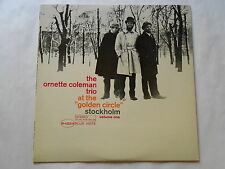 ORNETTE COLEMAN GOLDEN CIRCLE VOL.1 JAPAN KING BLUE NOTE LP GXF 3018