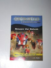 Beware the Bohrok No. 2 by Cathy Hapka 2003, Paperback BIONICLE