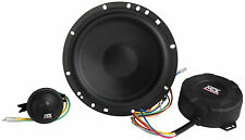 MTX Signature Series SS7 6.5 inch 150W RMS 2-Way Component Speaker Pair