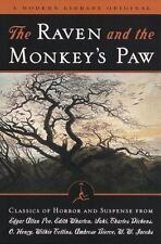 The Raven and the Monkey's Paw: Classics of Horror and Suspense from t-ExLibrary