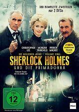 Sherlock Holmes Die goldenen Jahre Vol. 1 Primadonna * DVD Christopher Lee Pidax