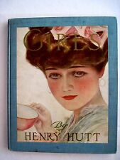"Stunning 1910 Book Titled ""Girls"" by Henry Hutt w/ Victorian Women *"