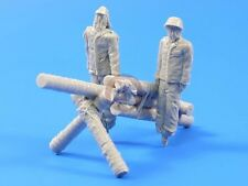 CMK 1/35 Japanese Army Dummy Howitzer and Soldiers Pacific Theater WWII F35235