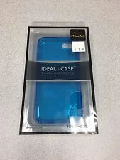 Lot 42pc Apple iPhone 5C Blue Clear TPU Transparent Rubber Jelly Skin Case Cover