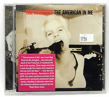 The Avengers: The American in Me ~ NEW CD (Apr-2004, DBK Works (USA))