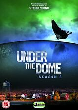 4 DVDs * UNDER THE DOME - STAFFEL / SEASON 3 - Mike Vogel # NEU OVP =