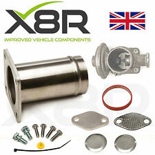 Land Rover Freelander TD4 EGR Valve Delete Bypass Stainless Steel Tube Fix Kit
