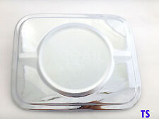 CHROME OIL FUEL TANK CAP COVER TRIM FOR NEW NISSAN X-TRAIL 4 DOOR SUV 2014-2015