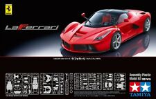 Tamiya 24333 1/24 LaFerrari w/Realistic Engine&Interior 169Parts from Japan Rare
