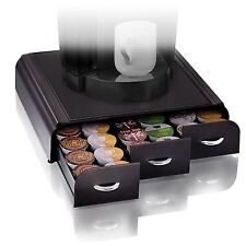 FREE Triple Drawer K Cup single serve Mind Reader 'Anchor' Coffee pod holder New