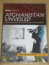 DVD DOC EN ANGLAIS / WOMEN IN AFGHANISTAN / AFGHANISTAN UNVEILED / NEUF CELLO