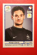 Panini EURO 2012 N. 461 FRANCE LLORIS  NEW With BLACK BACK TOPMINT!!