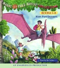 Magic Tree House: Magic Tree House Collection Bks. 1-8 by Mary Pope Osborne...