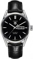 WAR201A.FC6266 | TAG HEUER CARRERA | BRAND NEW CALIBRE 5 DAY/DATE MENS WATCH