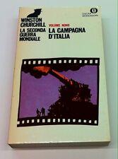 La Seconda Guerra mondiale vol.9  La campagna d'Italia Winston Churchill