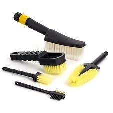 Warrior 6pc Hose Pipe Cleaning Brush Set - Motorcycle / Bike / Scooter / Moto X