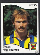 Panini Sticker - Belgium Football 1990 - No 74 - Beveren - Edwin Van Ankeren