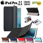 Smart Case Cover For Apple iPad Pro 9.7 / 12.9 inch - Wake up & Sleep Design