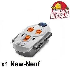 Lego - 1x Electric Power Function télécommande remote control 9V 58122c01 NEUF