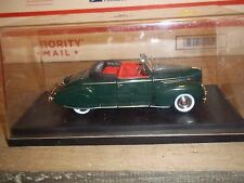 1/43 Signature Series 1939 Lincoln Zephyr Convertible In Case