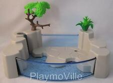 Playmobil Zoo pool enclosure for water animals NEW
