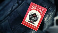Red Masters Rare Sealed Ellusionist Deck Bicycle Playing Cards Magic Tricks New