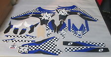YAMAHA YZF450 2010-2013 One Industries Carreaux kit graphique 1G53