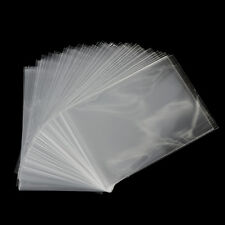 100 Pcs Clear Gift Party Chocolate Lollipop Candy Cello Bags Cellophane Sleeves