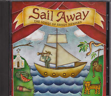 Sail Away - The Songs Of Randy Newman - CD (SUG-CD-4015 2006 Sugar Hill)