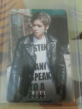 Teen top niel exito official photocard Kpop k-pop