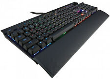 Corsair K70 RGB Cherry MX Red Fully Mechanical Gaming Keyboard Black