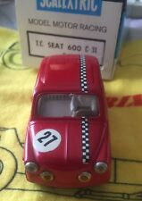 SEAT/FIAT TC 600 SCALEXTRIC EXIN RACE TUNED