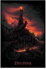 Dan Mumford Poster Return of the King Print Sold Out Not Mondo
