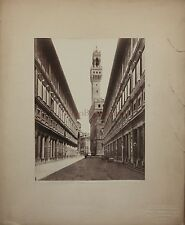 Florence Firenze Italie Italia Photo Sommer Vintage albumine ca 1870