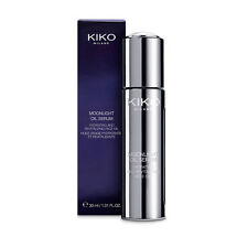 KIKO MAKE UP MILANO MOONLIGHT OIL SERUM, MOISTURIZING AND REVITALIZING FACE OIL