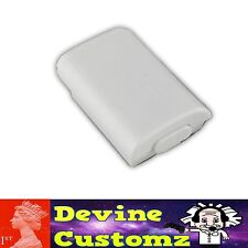 XBOX 360 White AA battery pack wireless controller Case Pack for Cover holder